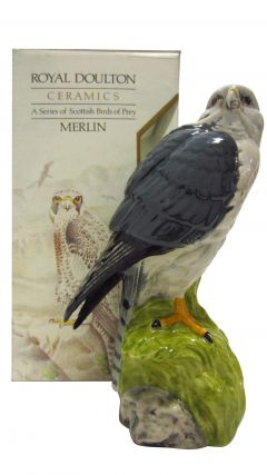 Whyte + Mackay - Royal Doulton Ceramics Merlin Whisky