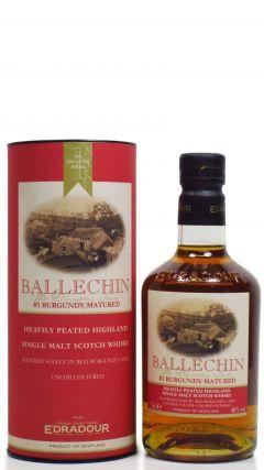 Ballechin - #1 Burgundy Matured Whisky