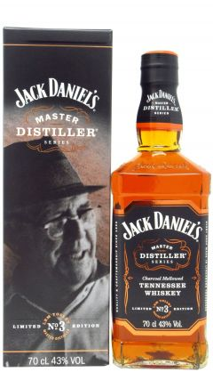 Jack Daniel's - Master Distiller Series Edition 3 Whiskey