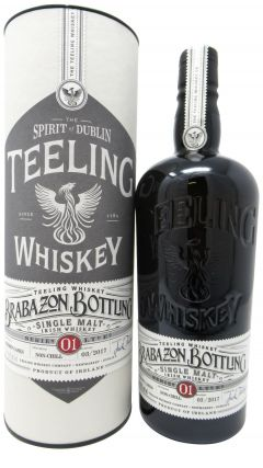 Teeling Whiskey Co. - Brabazon Bottling Series 1 Whiskey