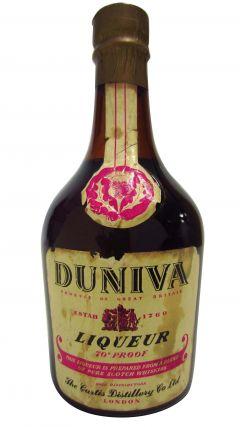 Whisky Liqueurs - Duniva Liqueur Whisky