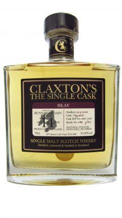 Bunnahabhain - Claxton's Single Cask - 2002 14 year old Whisky
