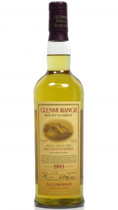 Glenmorangie - Mount Everest Single Cask - 1993 10 year old Whisky