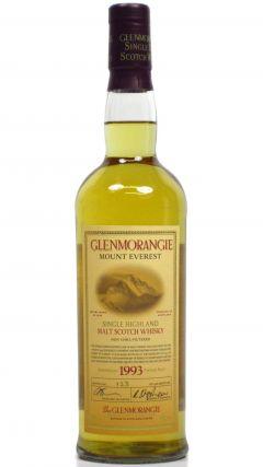 Glenmorangie - Mount Everest Single Cask - 1993 10 year old Whisky