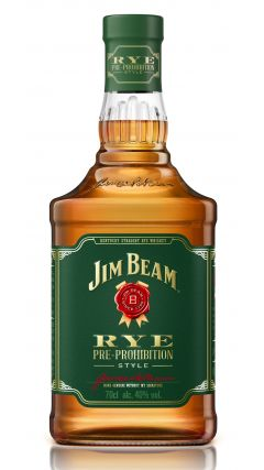 Jim Beam - Rye Pre-Prohibition Style Whiskey