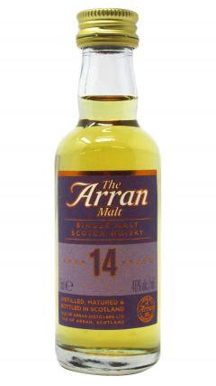 Arran - Single Malt Miniature 14 year old Whisky