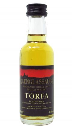 Glenglassaugh - Torfa Miniature Whisky
