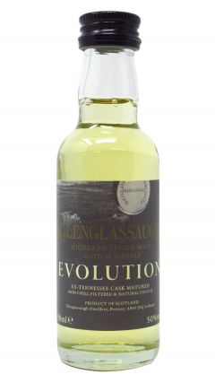 Glenglassaugh - Evolution Miniature Whisky