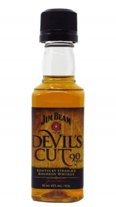 Jim Beam - Devil's Cut Miniature 6 year old Whiskey