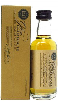 Glen Garioch - Highland Single Malt Miniature 12 year old Whisky