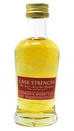 Tomatin - Cask Strength Highland Single Malt Miniature Whisky