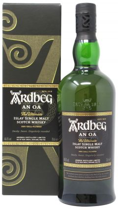 Ardbeg - AN OA Islay Single Malt Whisky