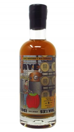 The New York Distilling Co. - That Boutique-Y Rye Company Batch #1 2 year old Whiskey