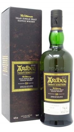 Ardbeg - Twenty Something (Committee Only Edition) 23 year old Whisky