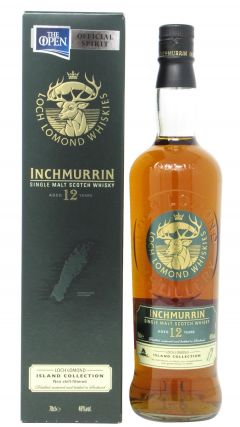 Loch Lomond - Inchmurrin Island Collection 12 year old Whisky