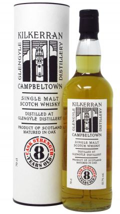 Kilkerran - Cask Strength 2nd Edition 8 year old Whisky