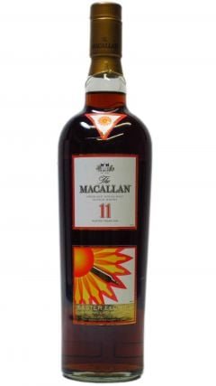 Macallan - Summer 2007 - Easter Elchies Seasonal Selection - 1995 11 year old Whisky