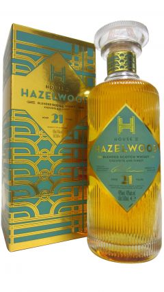 Hazelwood - Blended Scotch 21 year old Whisky