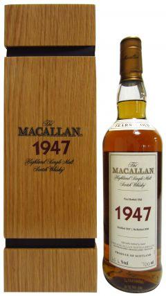 Macallan - Fine & Rare - 1947 15 year old Whisky