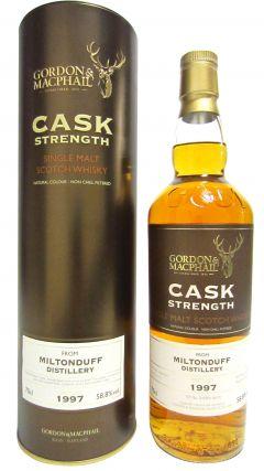 Miltonduff - Cask Strength - 1997 20 year old Whisky