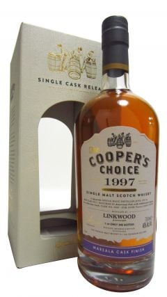 Linkwood - Coopers Choice Single Cask #3989 - 1997 20 year old Whisky