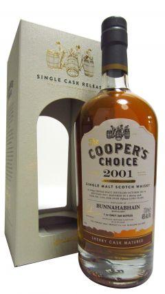 Bunnahabhain - Coopers Choice Single Cask #5139 - 2001 15 year old Whisky