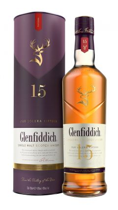 Glenfiddich - Solera Reserve 15 year old Whisky