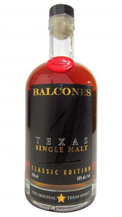 Balcones - Single Malt Classic Edition Whiskey