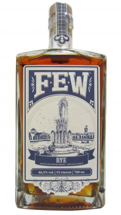 Few - Rye Whiskey