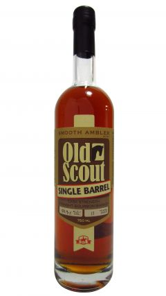 Smooth Ambler - Old Scout Single Barrel Bourbon 11 year old Whiskey