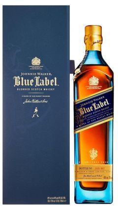 Johnnie Walker - Blue Label Whisky