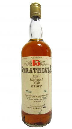 Strathisla - Finest Highland Malt 15 year old Whisky