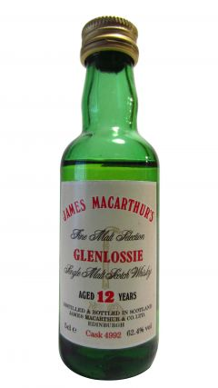 Glenlossie - Single Cask Miniature 12 year old Whisky