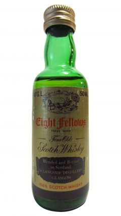 Blended Malt - Eight Fellows Miniature Whisky