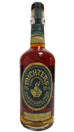 Michter's - Toasted Barrel Finish Rye Whiskey