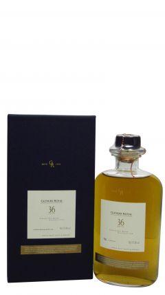 Glenury Royal (silent) - Single Highland Malt - 1968 36 year old Whisky
