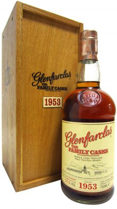 Glenfarclas - The Family Casks #1678 - 1953 53 year old Whisky