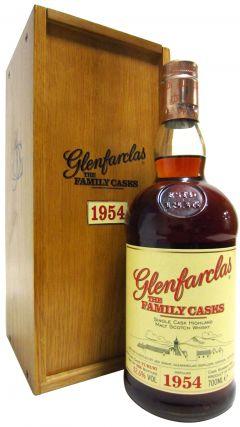 Glenfarclas - The Family Casks #444 - 1954 53 year old Whisky