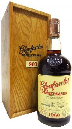 Glenfarclas - The Family Casks #1767 - 1960 47 year old Whisky