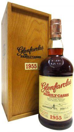 Glenfarclas - The Family Casks #2211 - 1955 52 year old Whisky