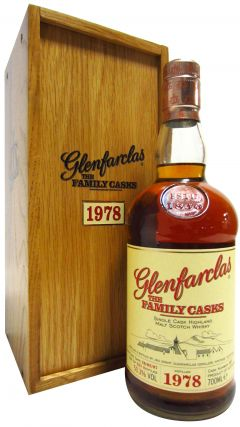 Glenfarclas - The Family Casks #587 - 1978 29 year old Whisky