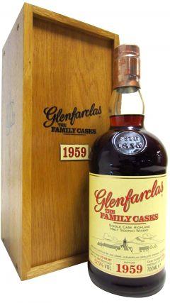 Glenfarclas - The Family Casks #1816 - 1959 47 year old Whisky