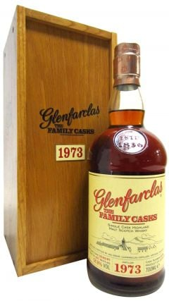 Glenfarclas - The Family Casks #2578 - 1973 33 year old Whisky