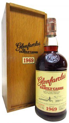 Glenfarclas - The Family Casks #3184 - 1969 37 year old Whisky