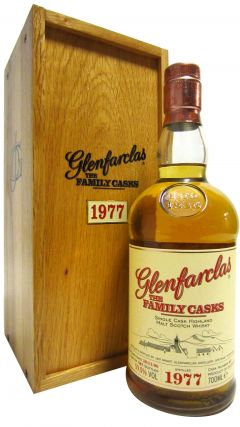 Glenfarclas - The Family Casks #61 - 1977 29 year old Whisky