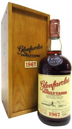 Glenfarclas - The Family Casks #5118 - 1967 39 year old Whisky