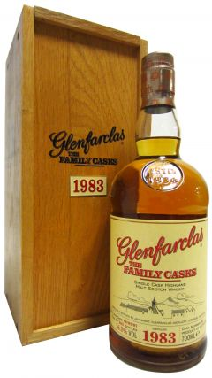 Glenfarclas - The Family Casks #50 - 1983 23 year old Whisky