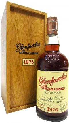Glenfarclas - The Family Casks #5038 - 1975 31 year old Whisky