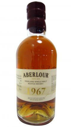 Aberlour - Single Cask #480 - 1967 40 year old Whisky