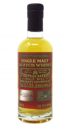 Glen Ord - That Boutique-Y Whisky Company Batch #1 20 year old Whisky